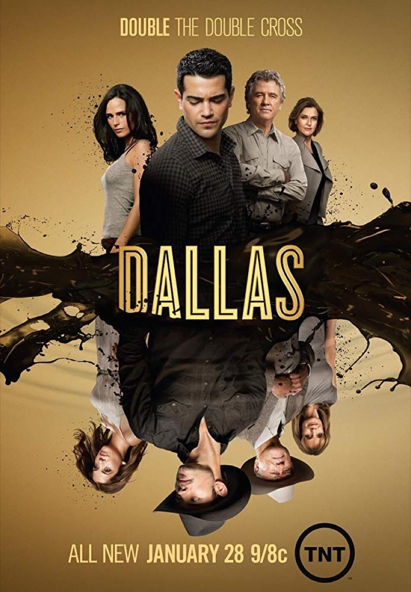 Dallas Reboot Poster