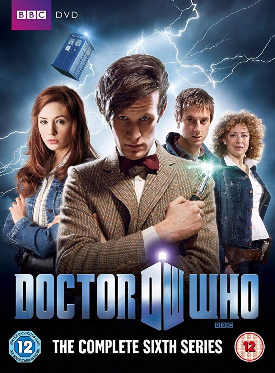 Dr who promo poster
