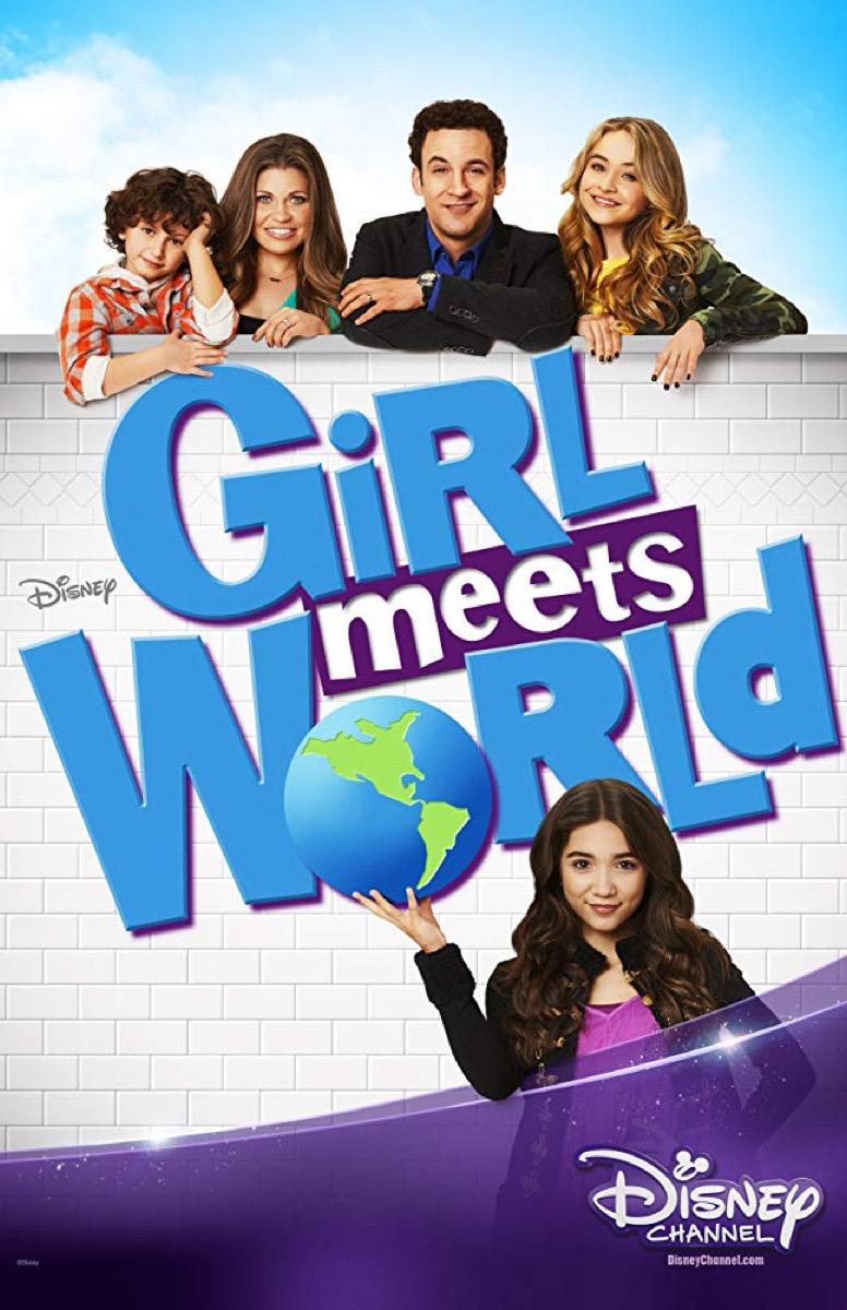 girl meets world promo poster