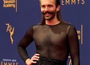 Jonathan Van Ness at the Emmy Awards