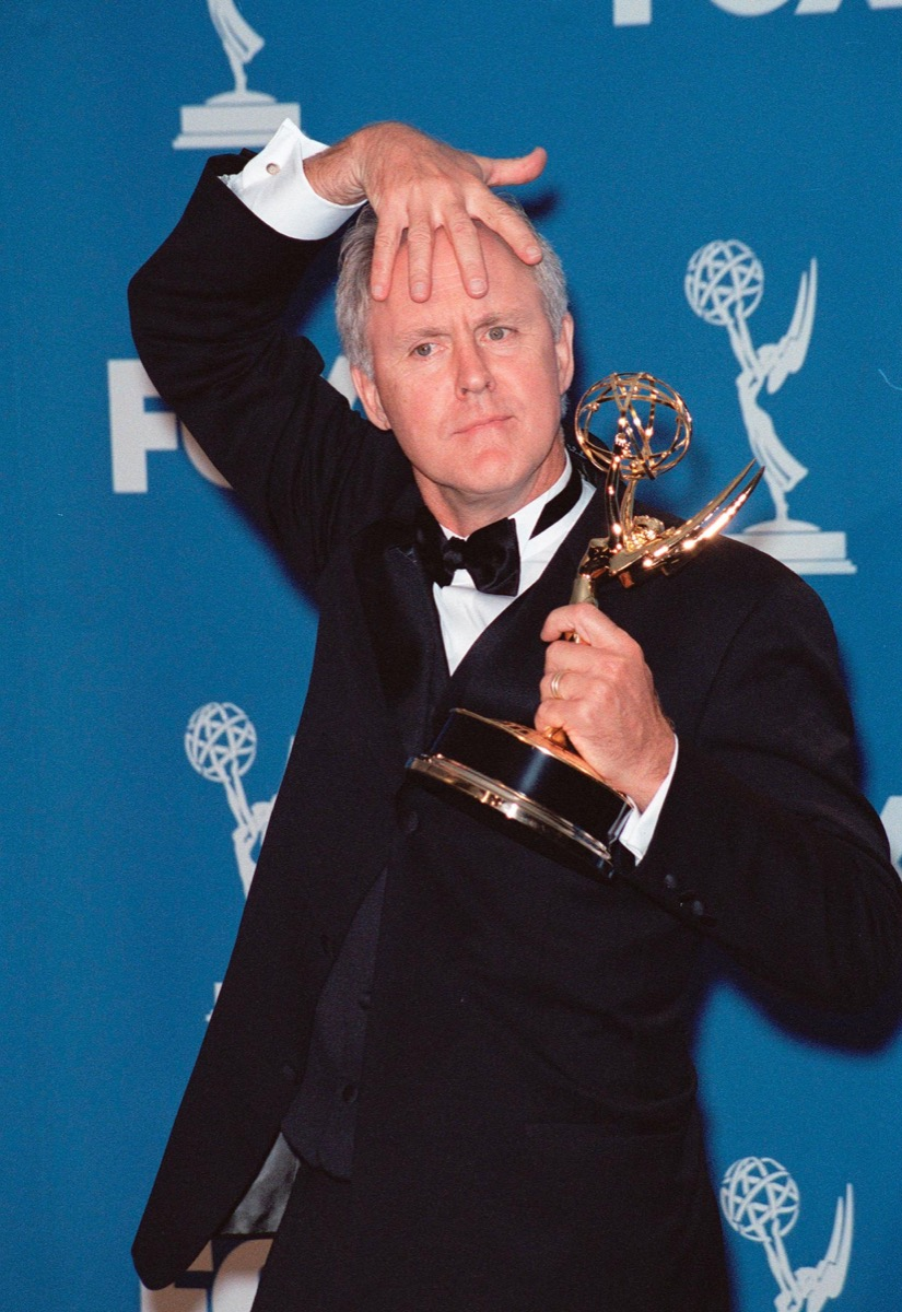 john lithgow at the 1999 emmy awards