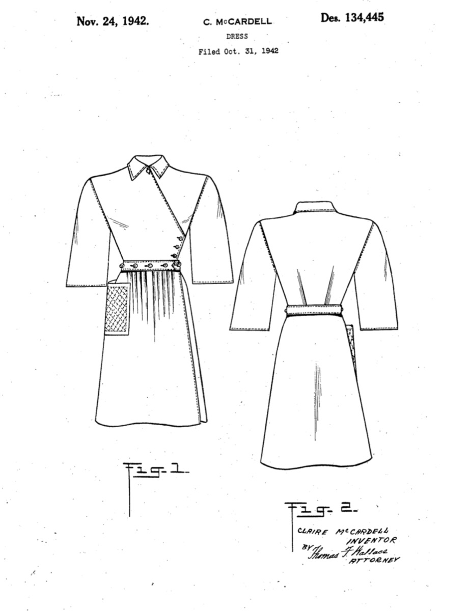 Popover dress 1940s, embarrassing fashion trends