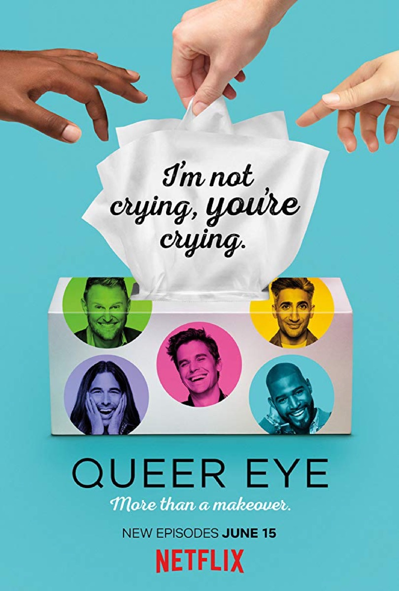 promo poster queer eye