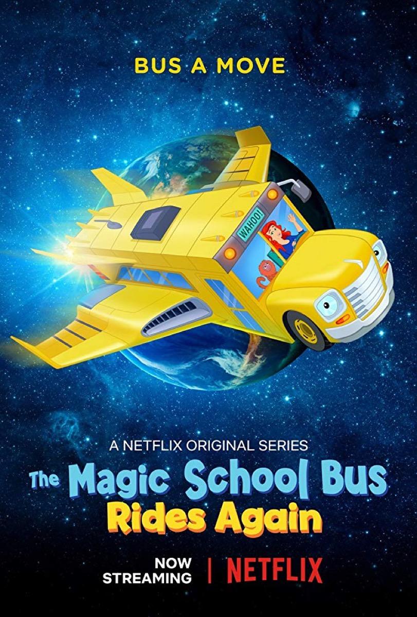 Magic School Bus Reboot poster