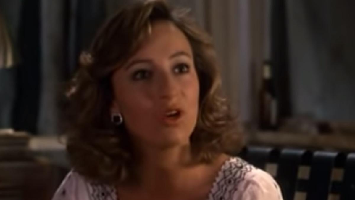 Jennifer Grey as Baby in Dirty Dancing, inspiring leading ladies