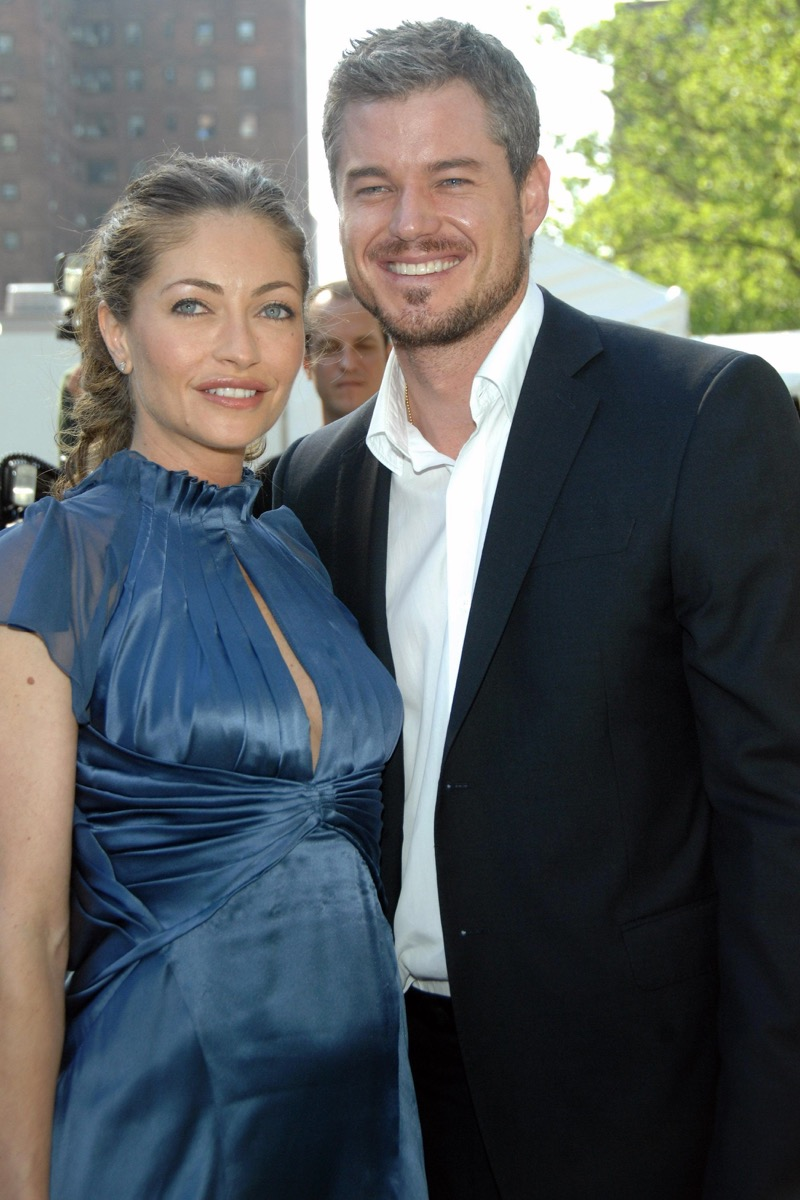 Eric Dane and Rebecca Gayheart Celebrity Sex Tapes