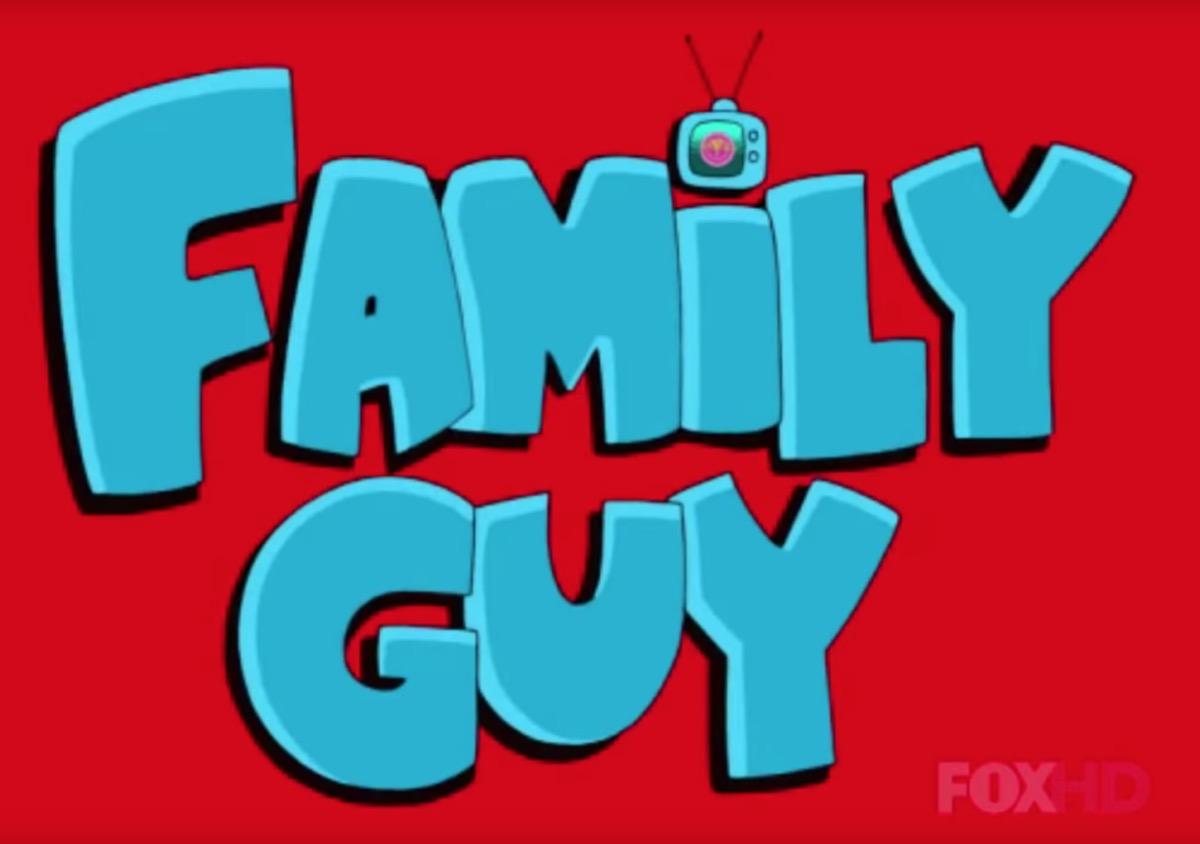 family guy intro