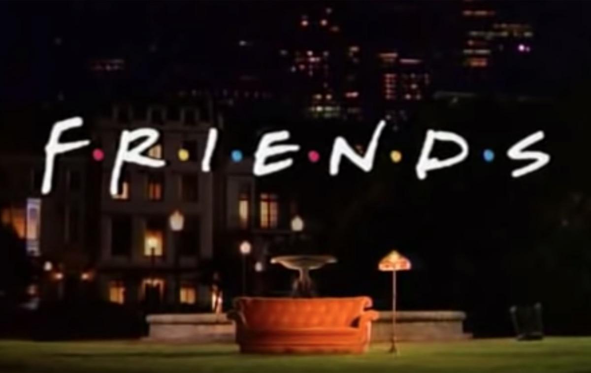 friends intro