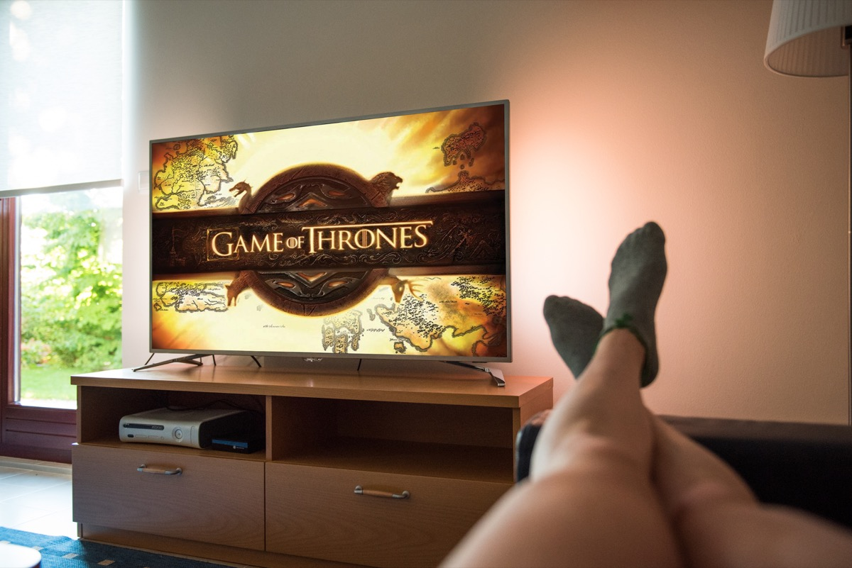 game of thrones on TV