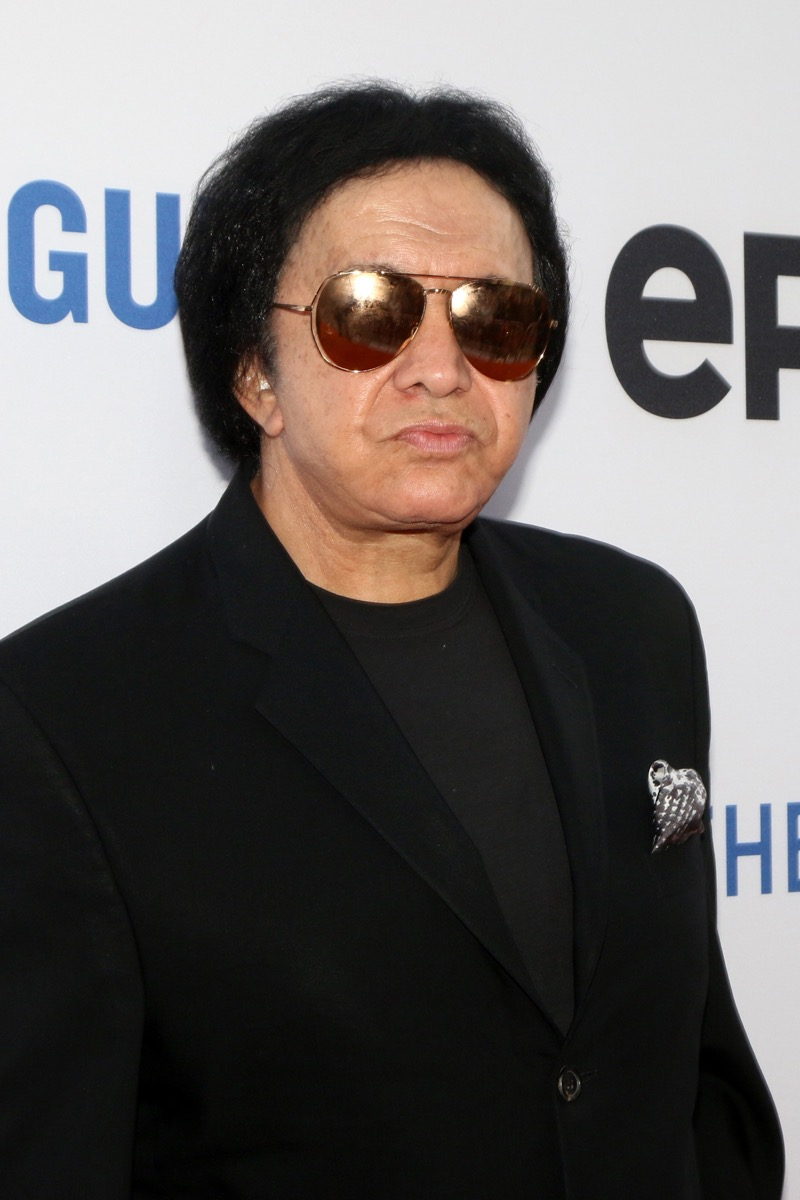 Gene Simmons Celebrity Sex Tapes