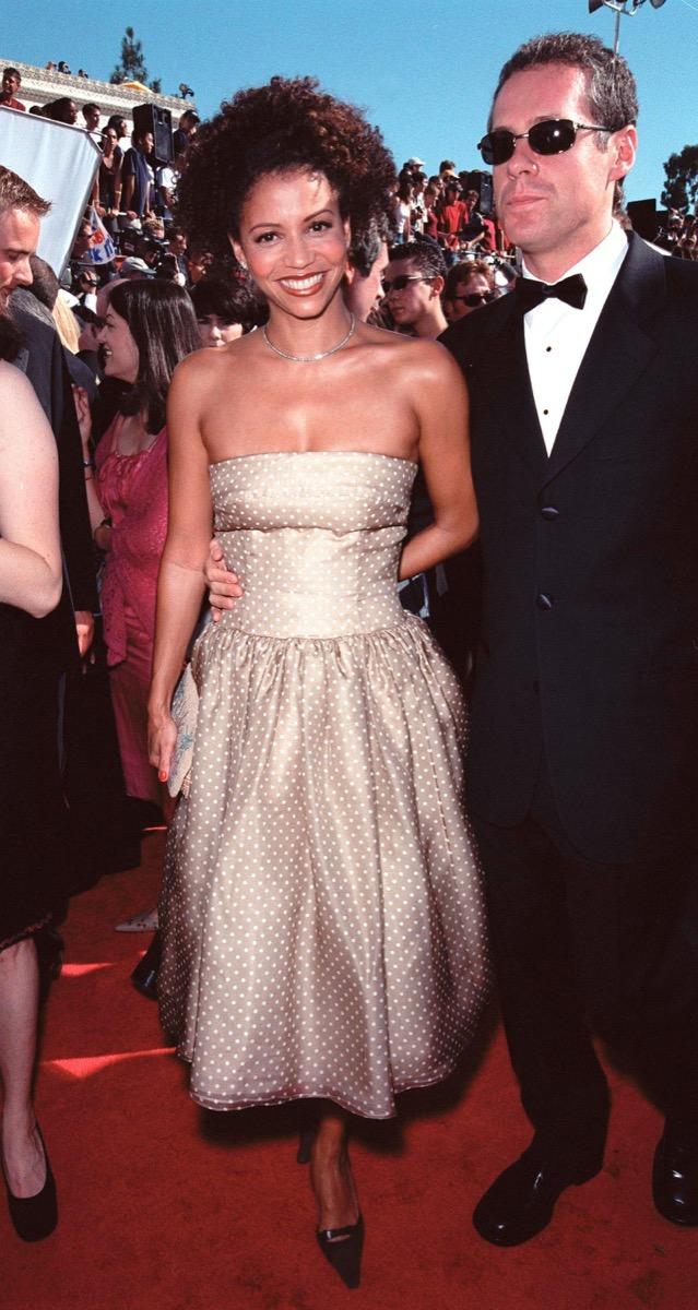 gloria reuben at the 1999 emmy awards