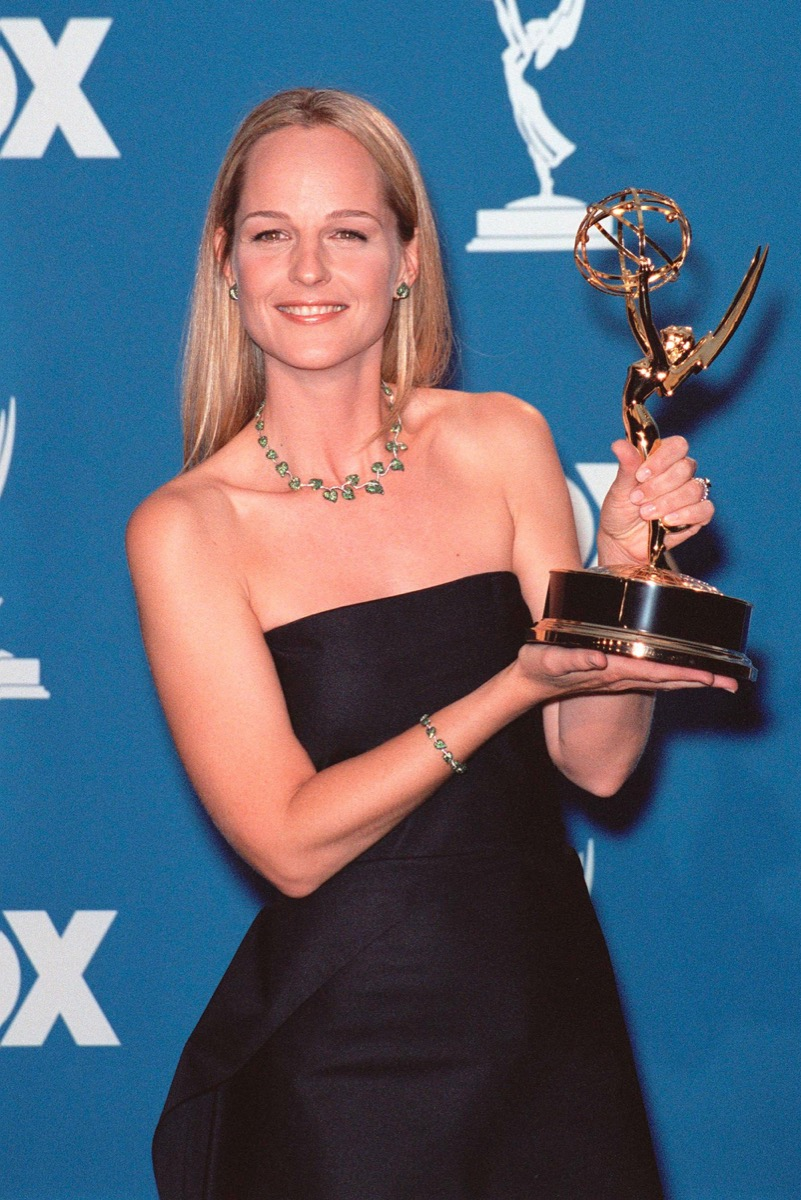 helen hunt at the 1999 emmy awards