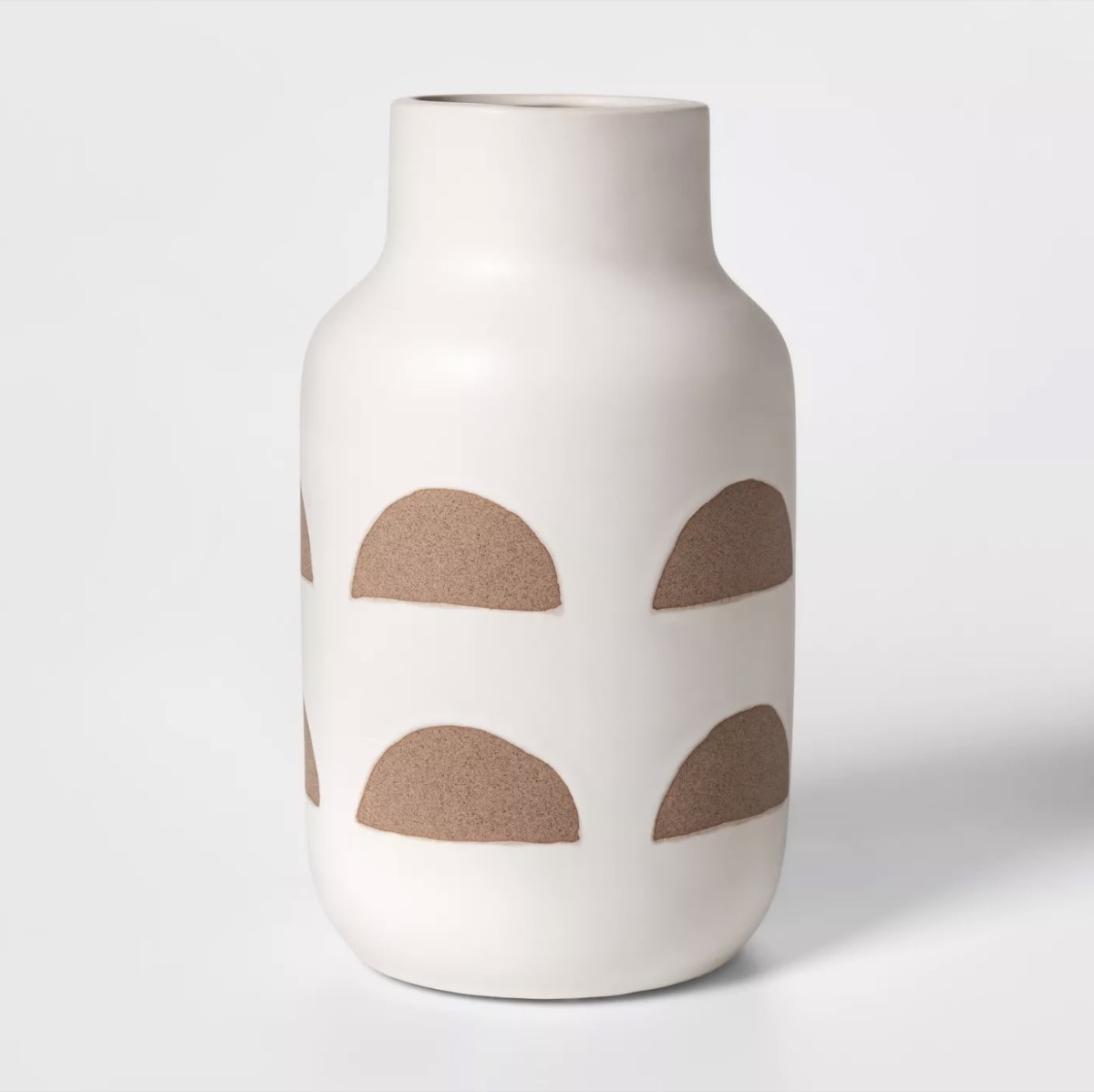 white and brown vase, Kitchen Decorations