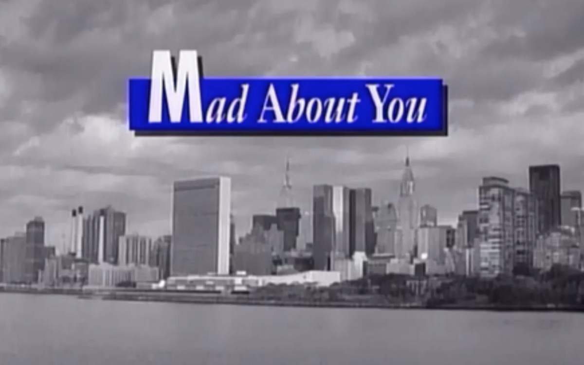 mad about you intro