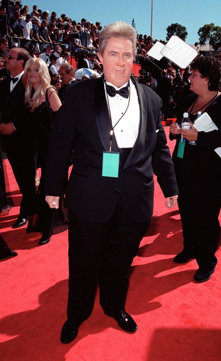 martin short at the 1999 emmy awards
