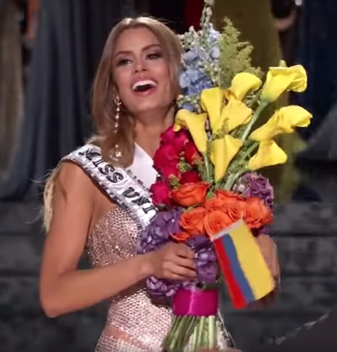 colombia wins miss universe