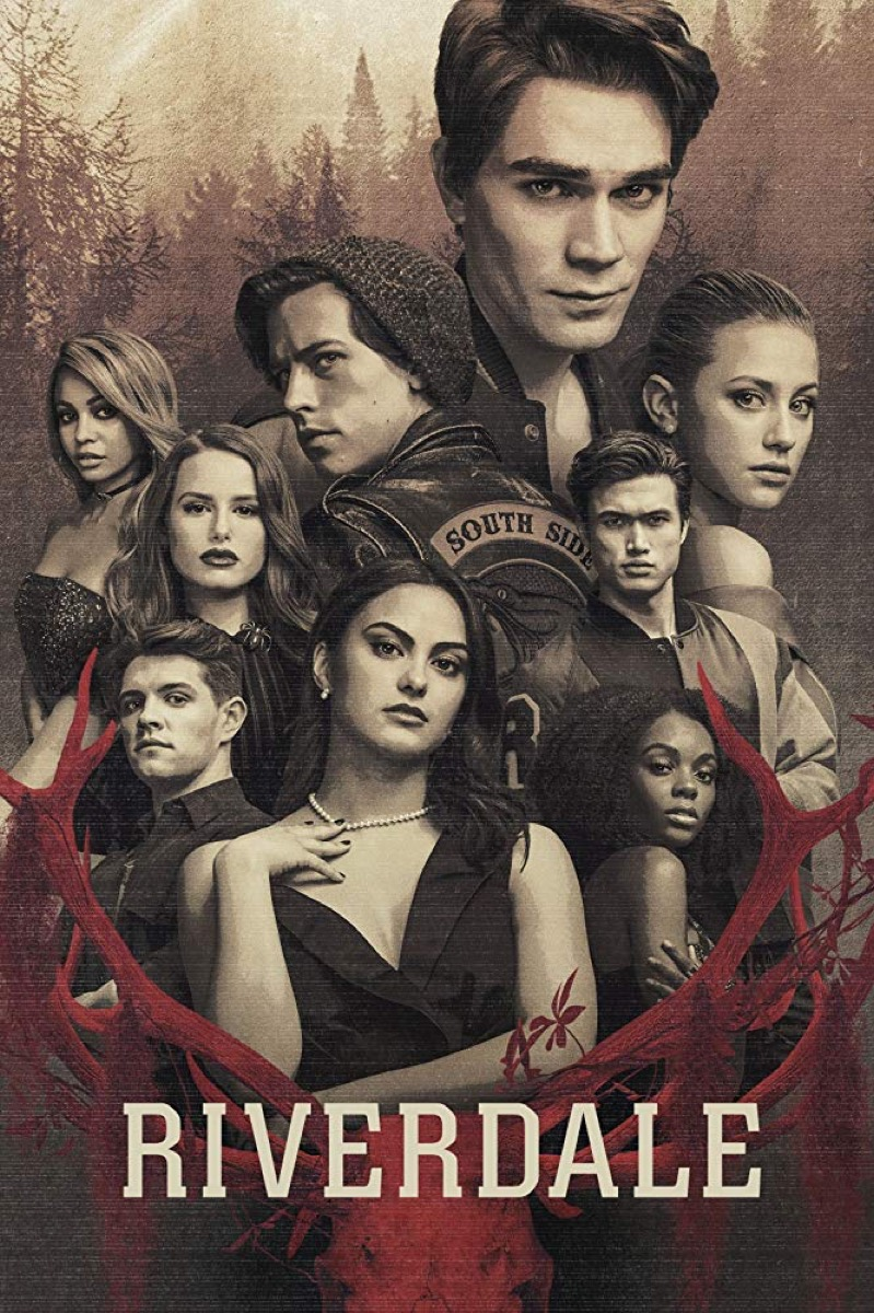 riverdale promotional poster