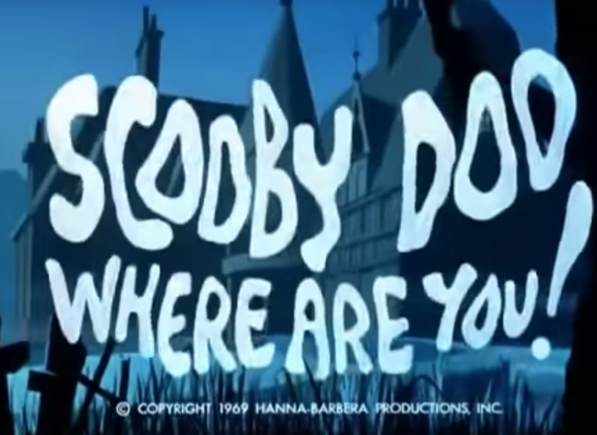 scooby doo where are you