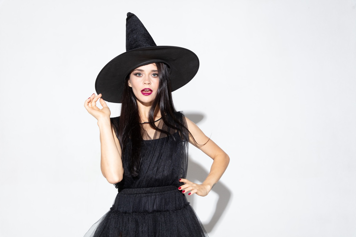 witch costume, diy halloween costume