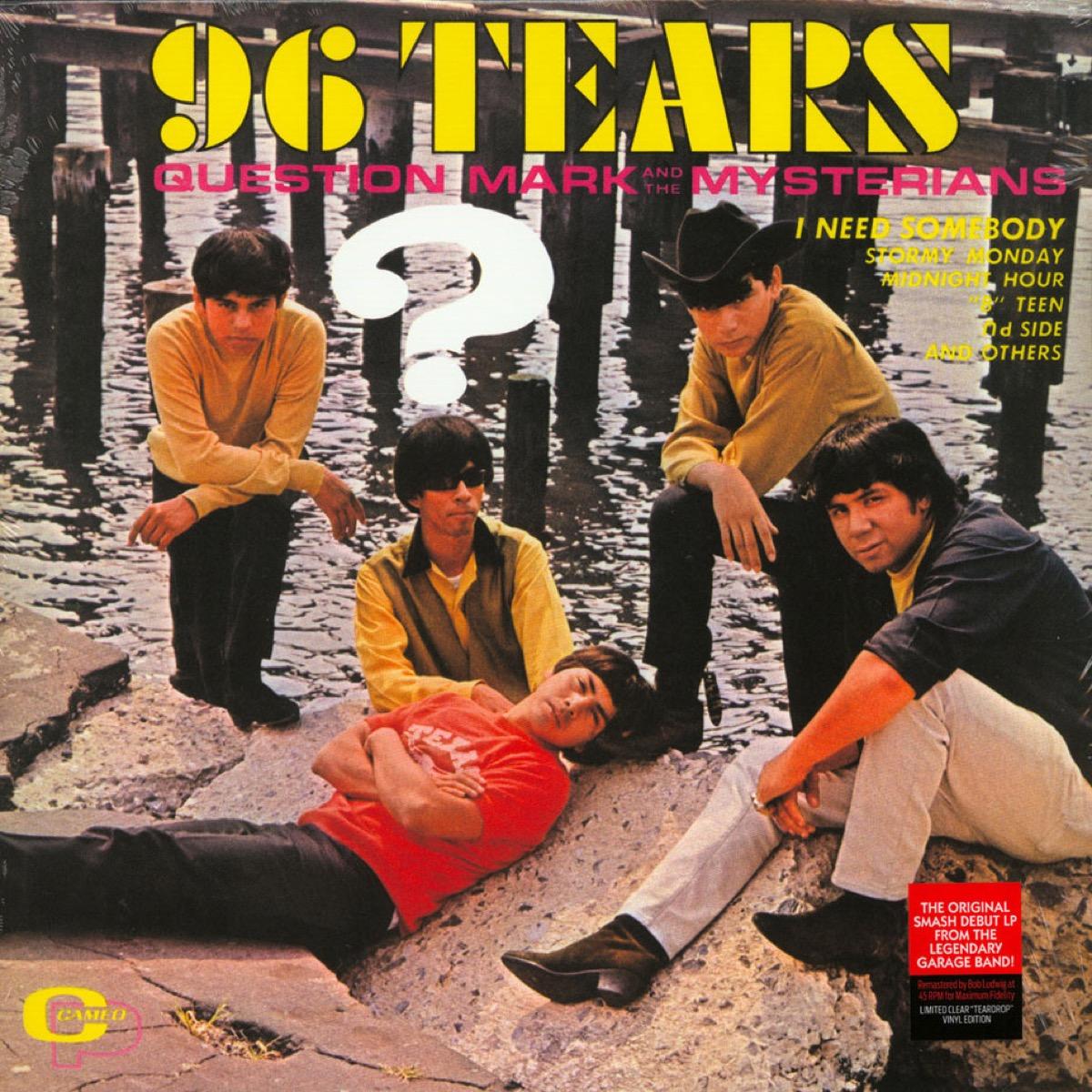 96 Tears Album Art