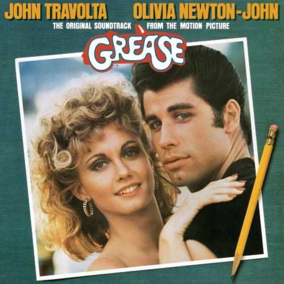 grease movie soundtrack
