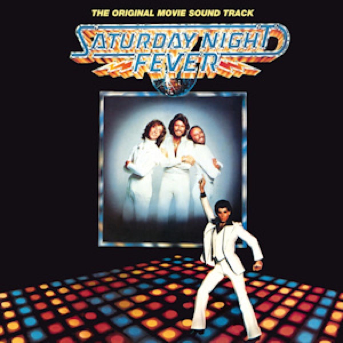 saturday night fever movie soundtrack