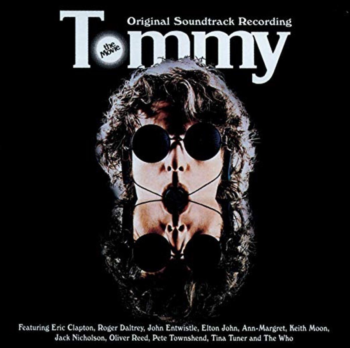 tommy soundtrack album cover