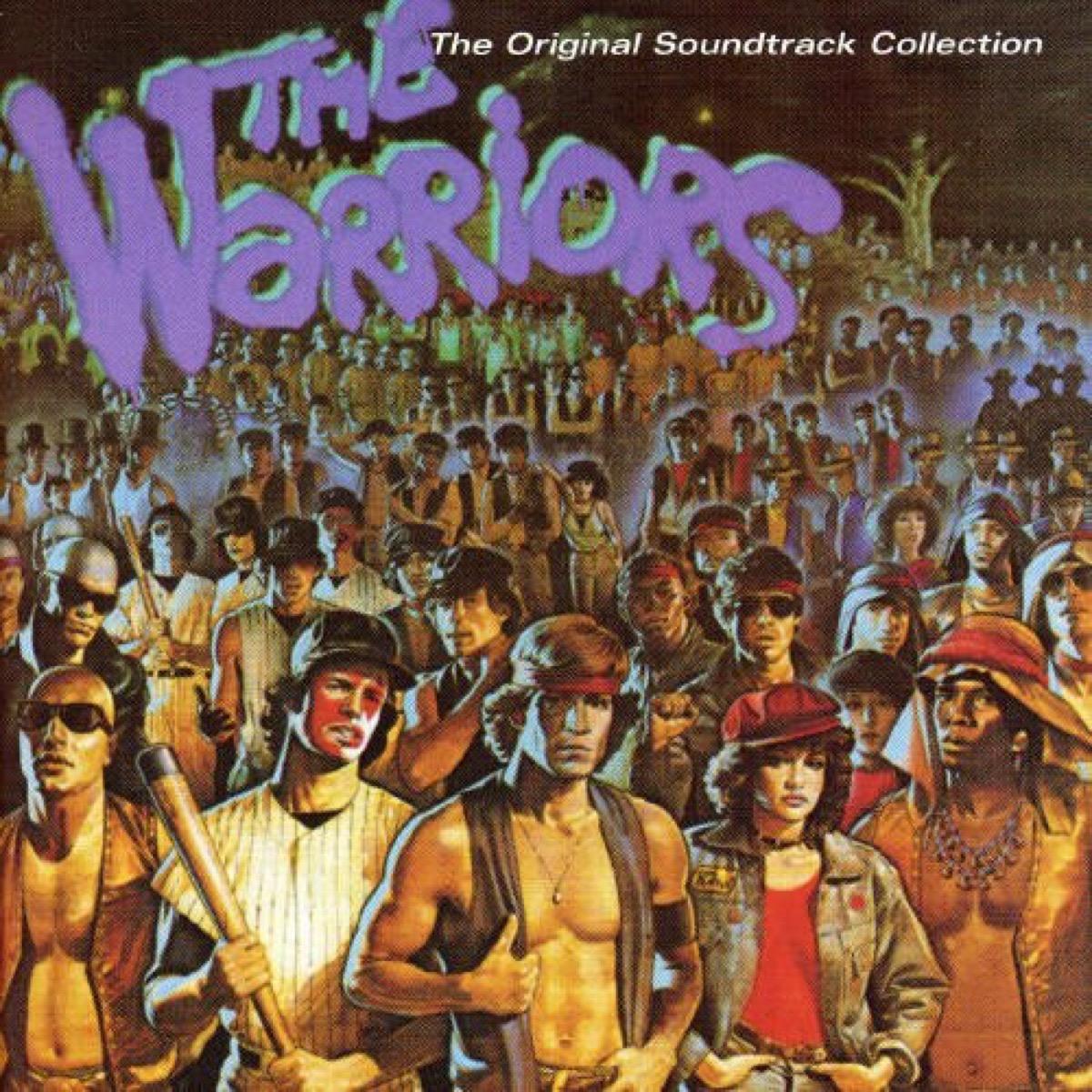 the warriors movie soundtrack