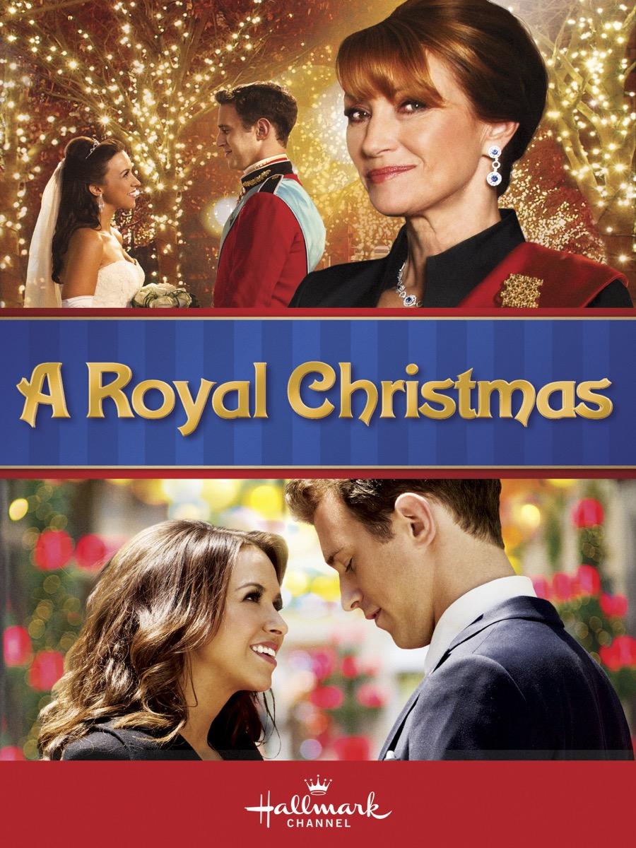 A Royal Christmas Hallmark movie