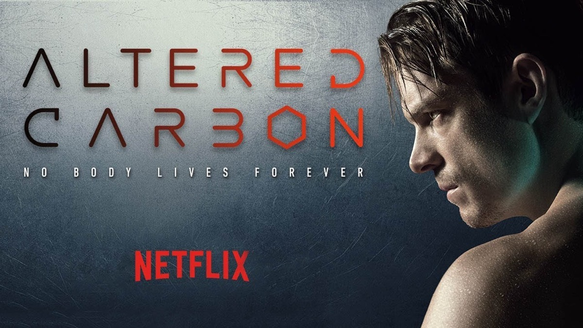 Altered Carbon TV Show Book-to-TV Adaptations