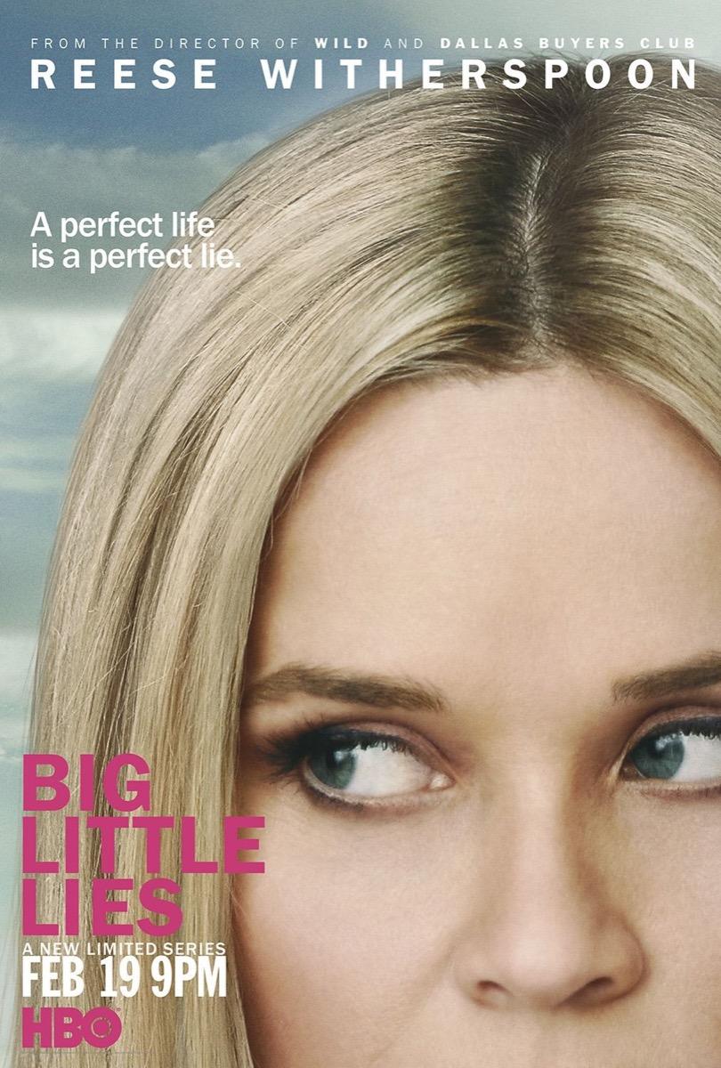 Big Little Lies Poster Books TV Shows