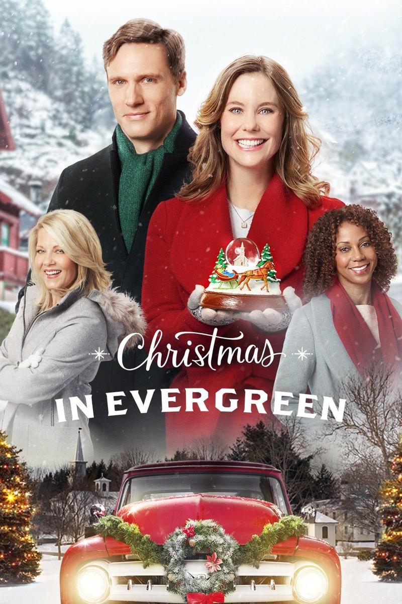Christmas in Evergreen Hallmark movie