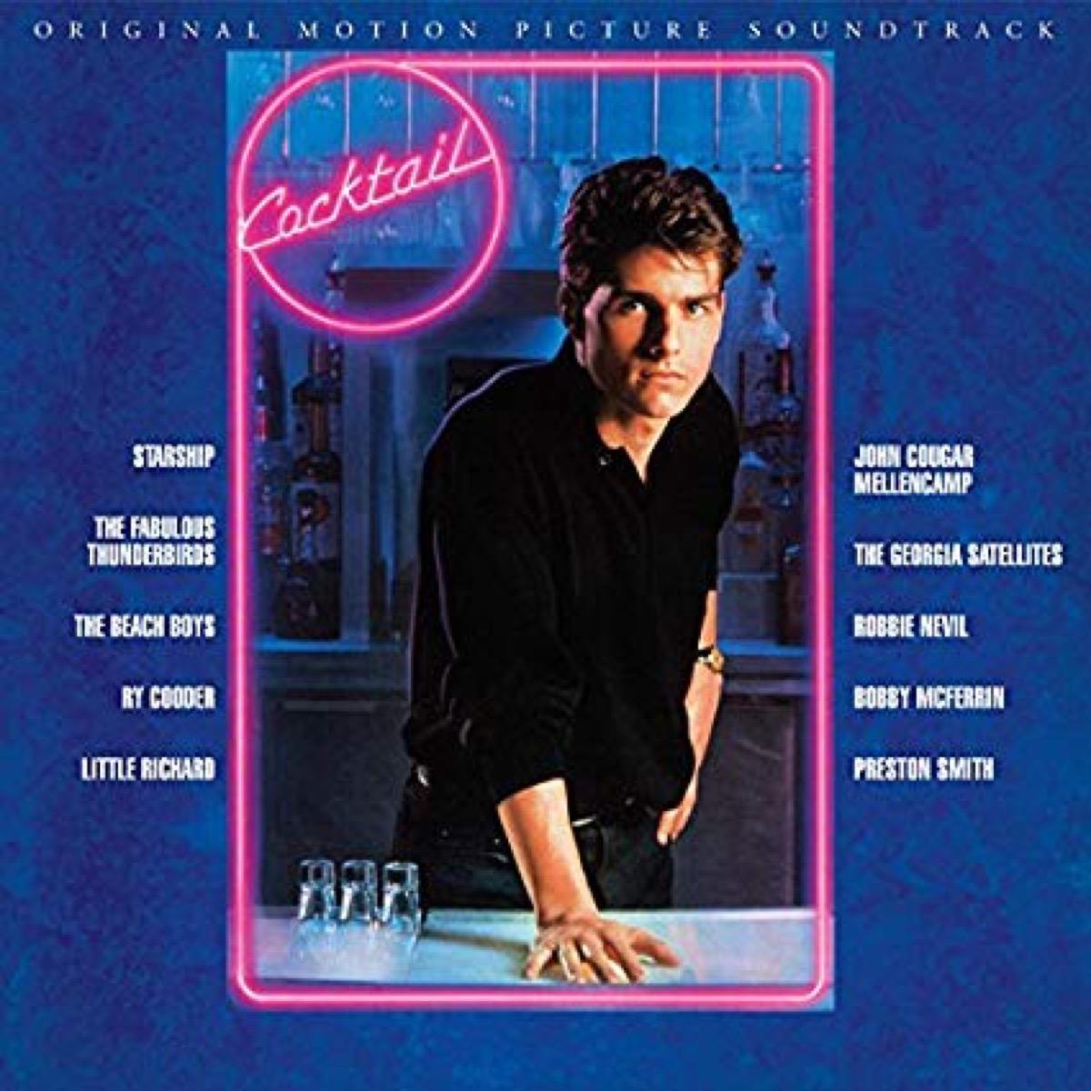 cocktail movie soundtrack album cover