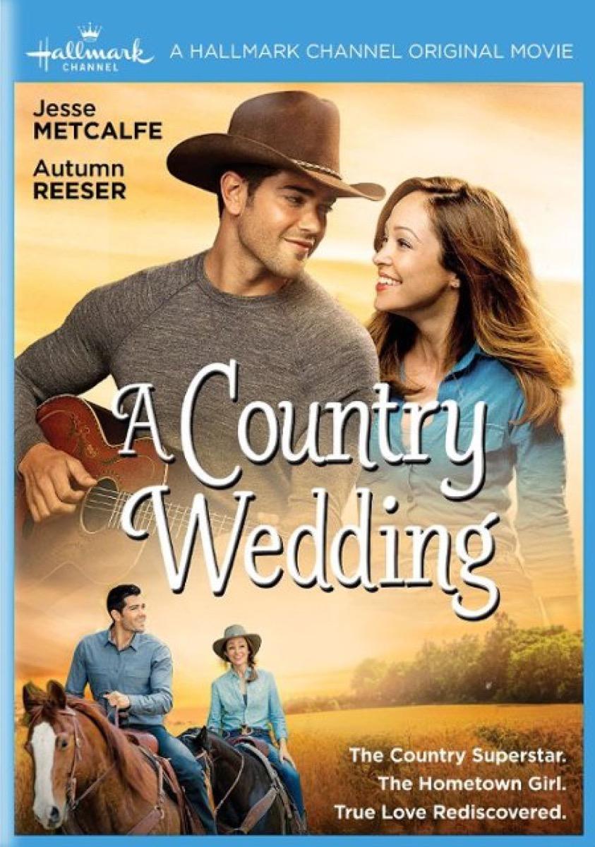 A Country Wedding Hallmark movie