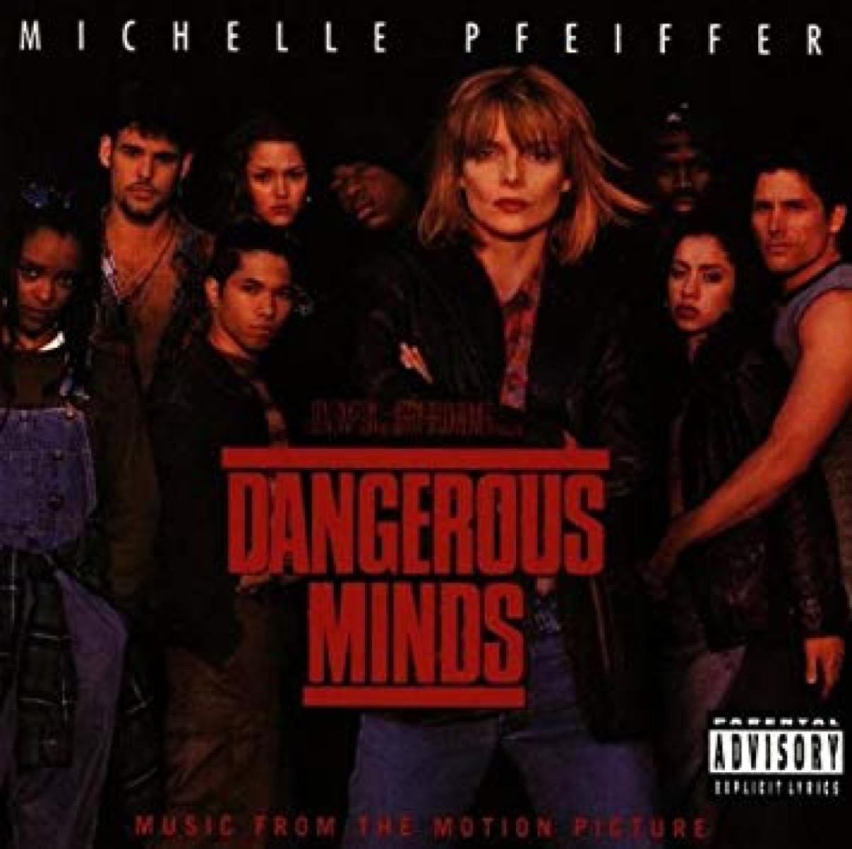 dangerous minds movie soundtrack album