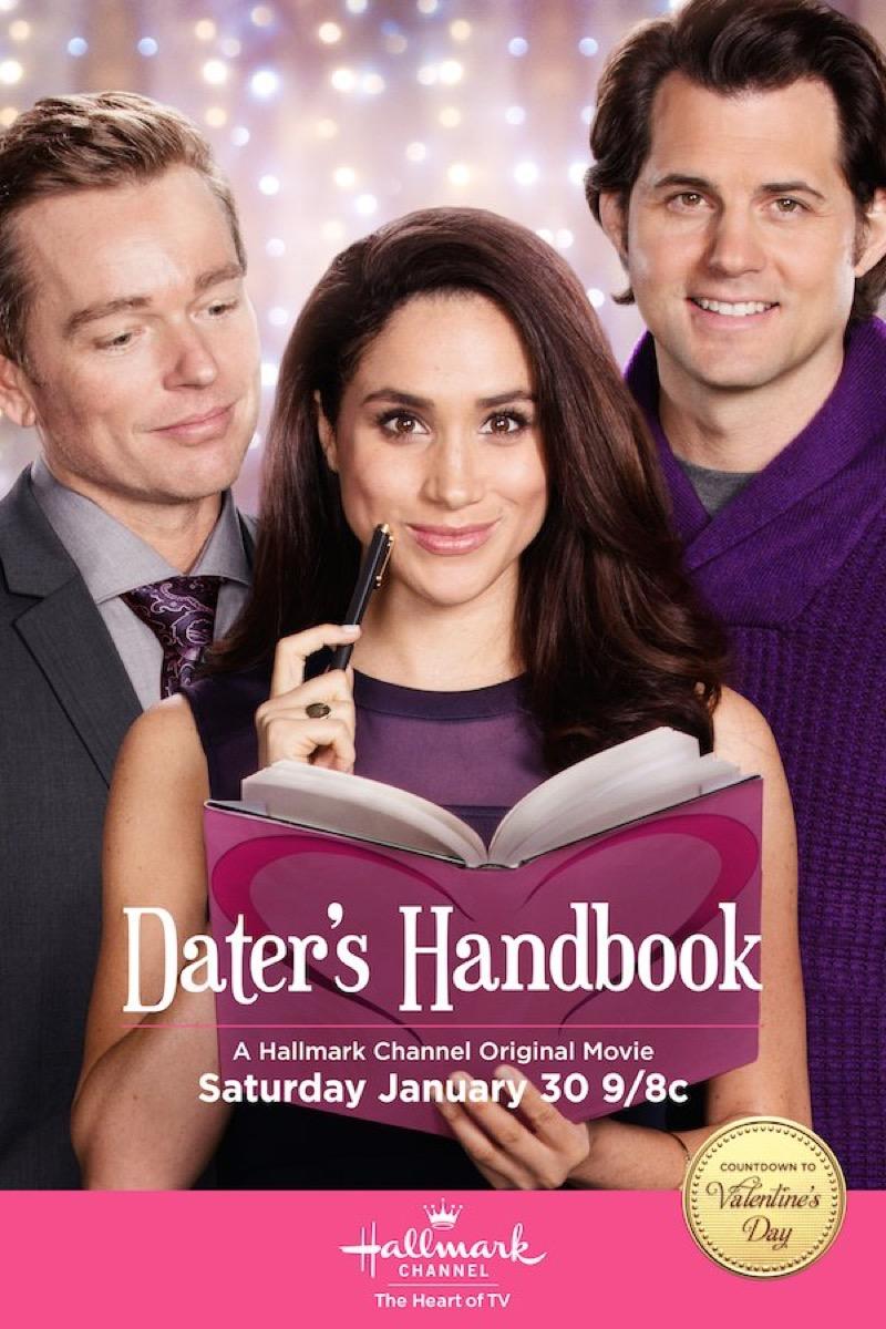 Meghan Markle stars in Hallmark movie Dater's Handbook