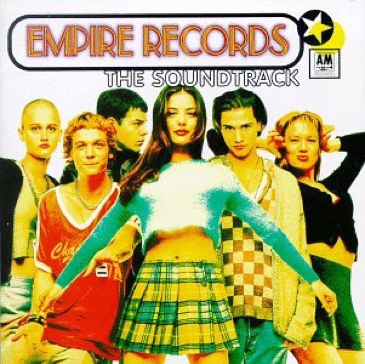 empire records movie soundtrack