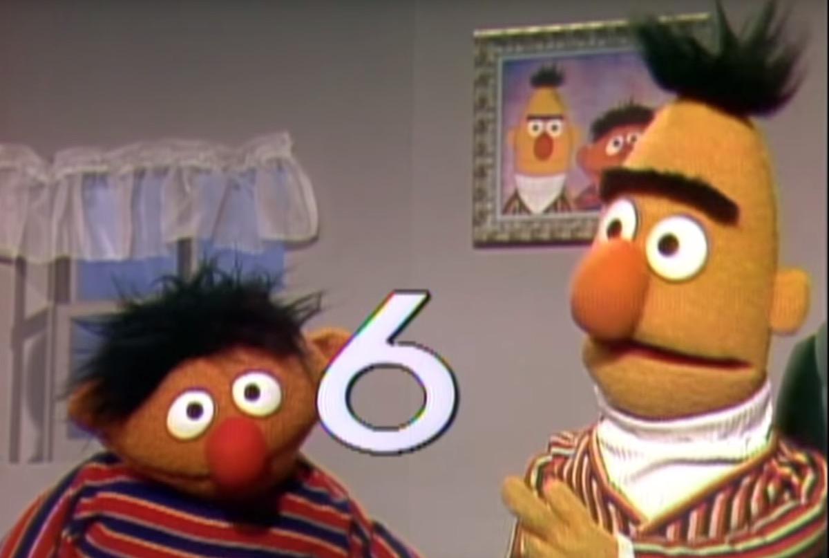 ernie's favorite number
