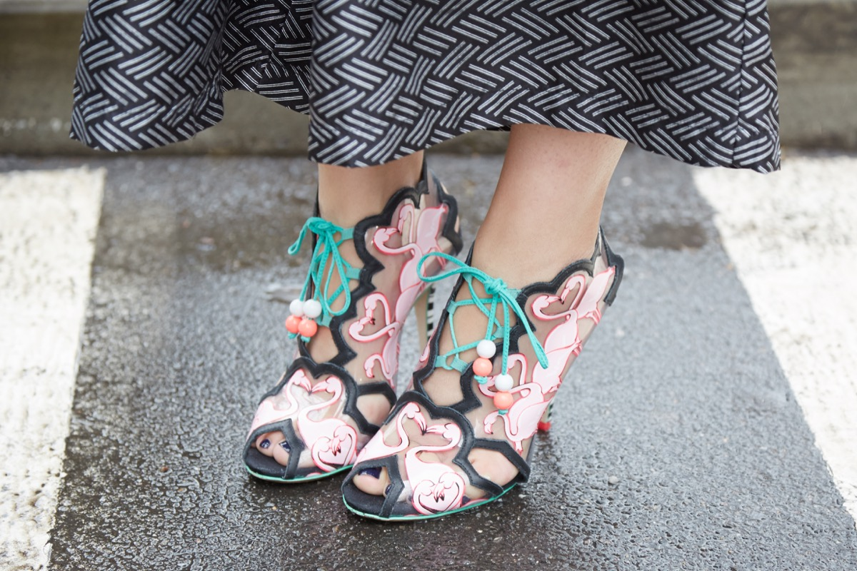 Flamingo Shoes Style Tips Over 40