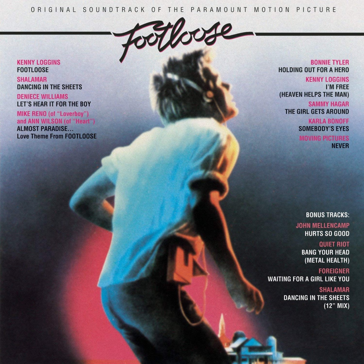 footloose movie soundtrack cover