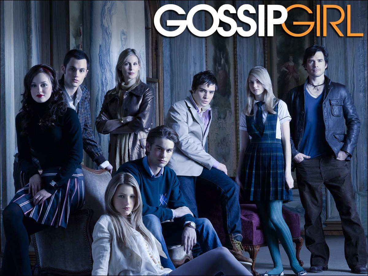 Gossip Girl Show Book TV Shows