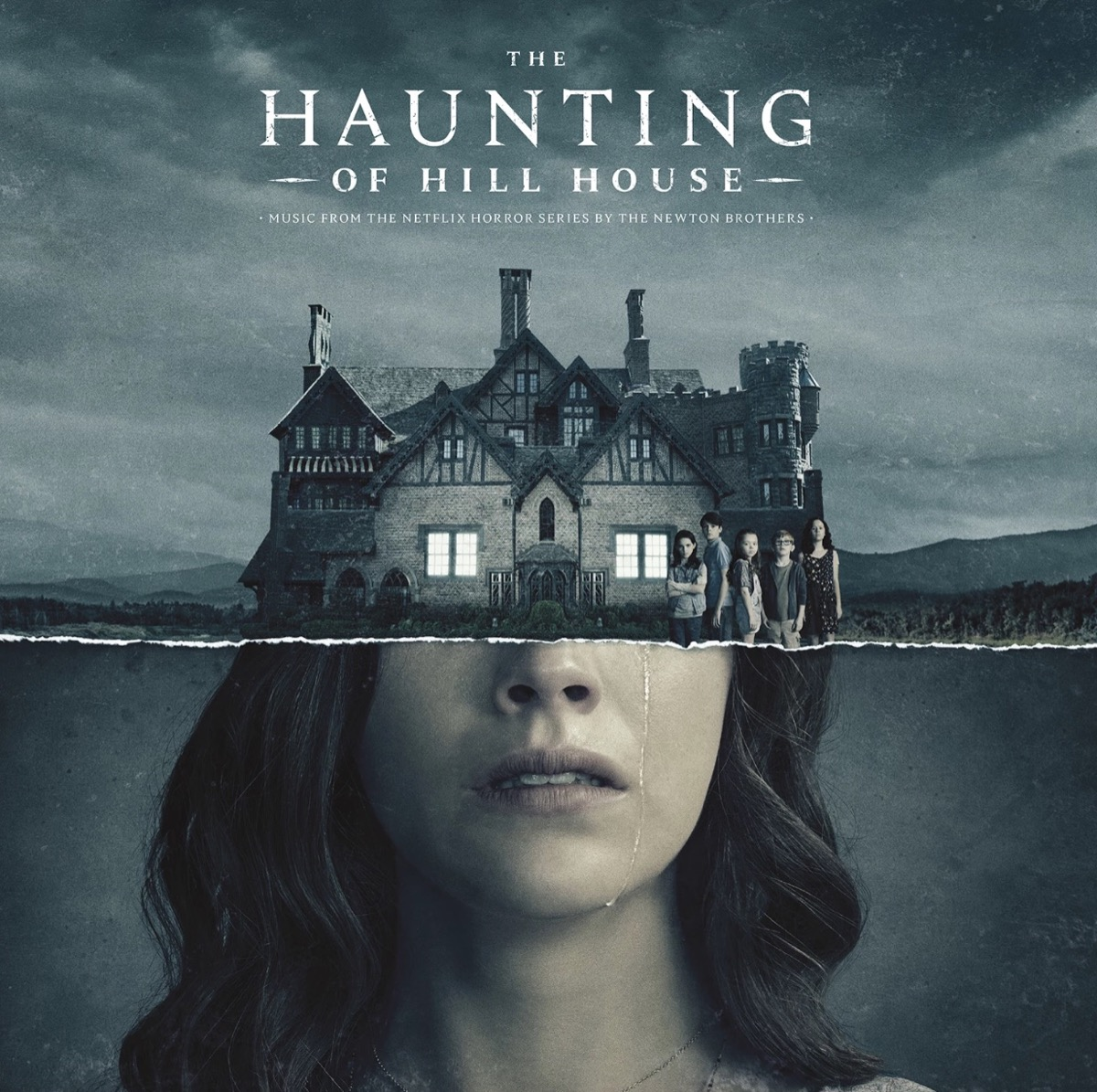 Haunting of Hill House TV Poster