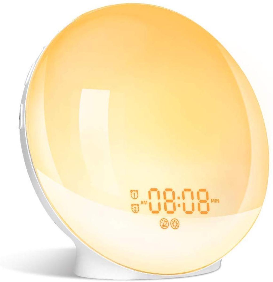 phillips wake up light with yellow light, better sleep essentials
