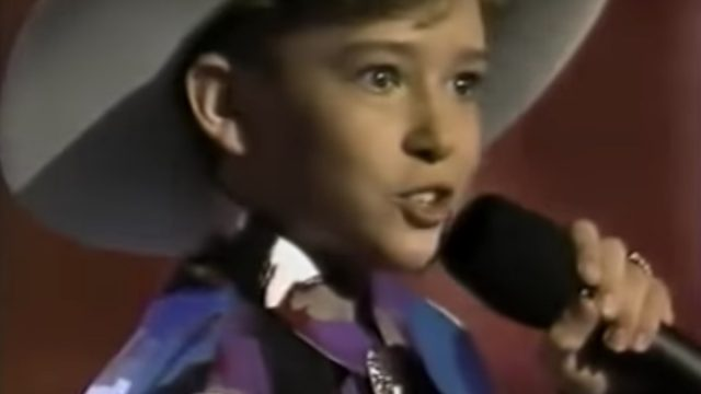 Young Justin Timberlake on Star Search