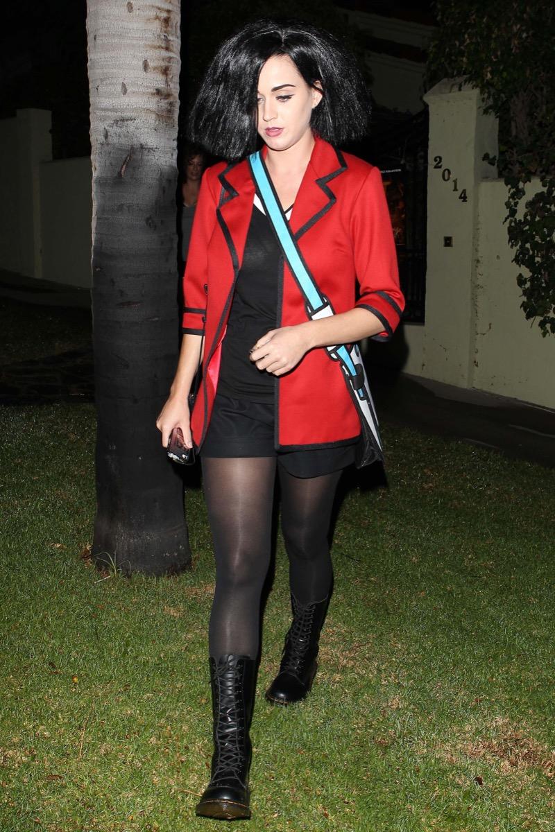 Katy Perry Jane Lane Daria costume