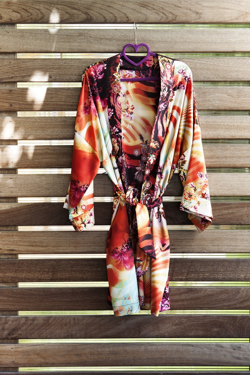 Kimono on a hanger style trends over 40
