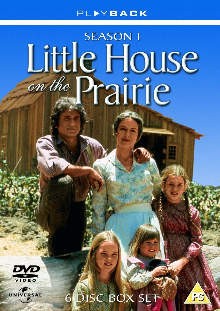 Little House on the Prairie TV Show Book-to-TV Adaptations