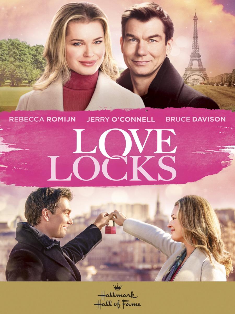 Love Locks Hallmark poster