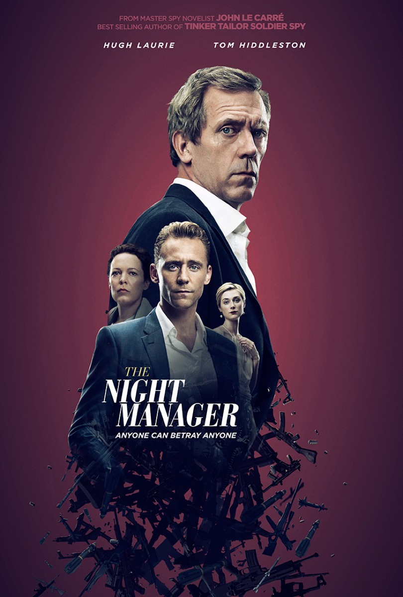 The Night Manager TV Show Poster