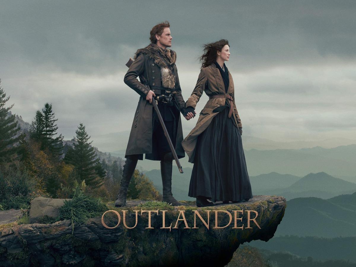 Outlander TV Shows Books TV Shows